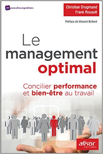 Frank Rouault cover livre le management optimal