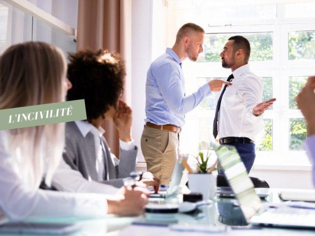 Incivilité au travail : pourquoi et comment y faire face ?