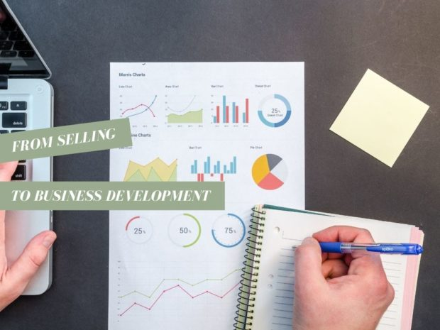 From Selling to business development