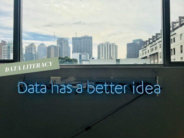 Comprendre la data literacy